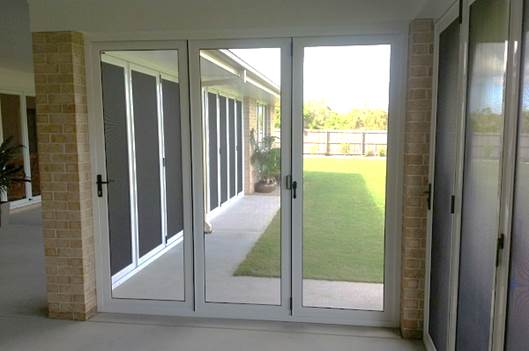 Security Rockhampton- security screens and doors
